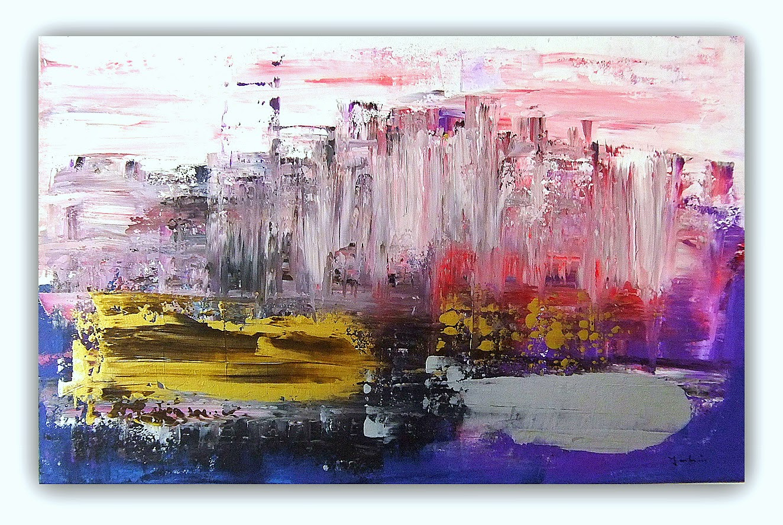 Quadri moderni astratti dipinti sanader art pittura for Immagini dipinti astratti