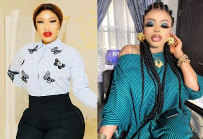 Actress, Tonto Dikeh Bails Bobrisky From Police Net Over N30m Fraud