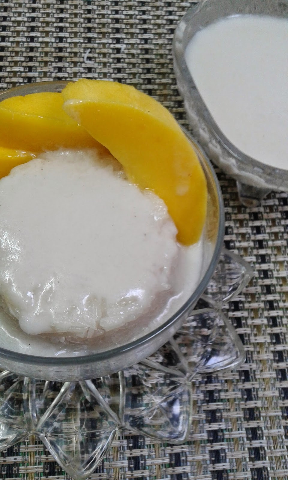 sambal mangga ikan masin zalekha luvs cooking pulut mangga  pulut kelapa  ikan Resepi Ikan Rebus Goreng Kelantan Enak dan Mudah