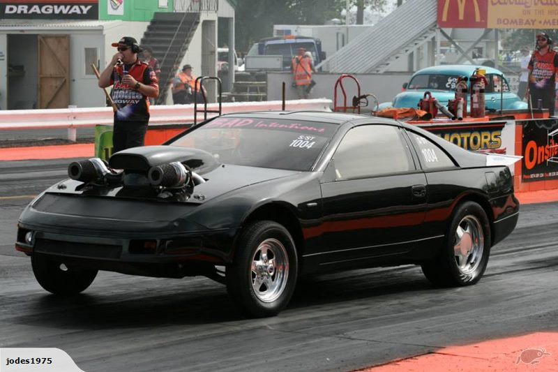 Home Built Nz Trade Me Find Twin Turbo V8 300zx Drag Car