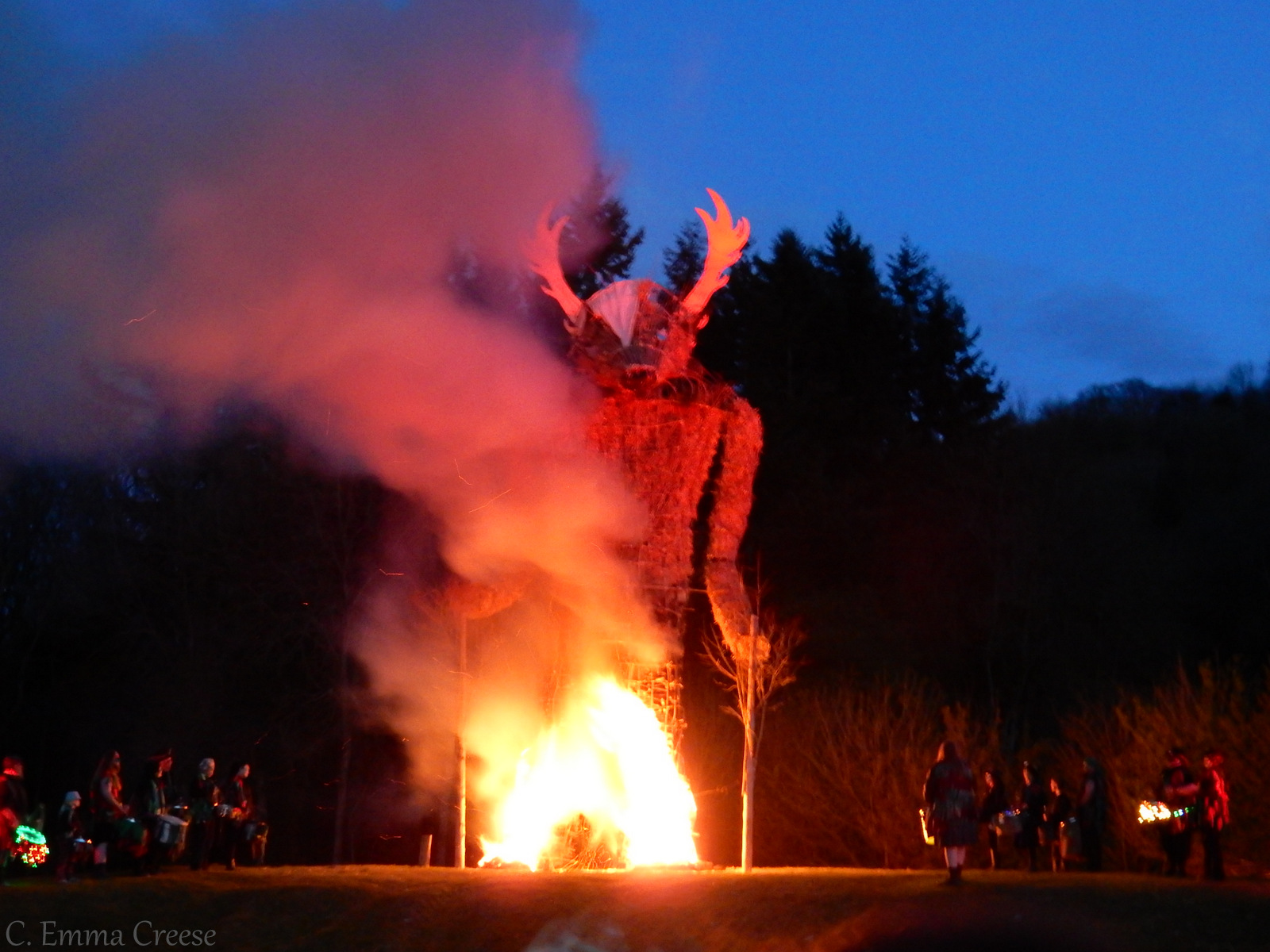 Beltaine Beltane Summer Festival Butser Ancient Farm Hampshire Adventures of a London Kiw