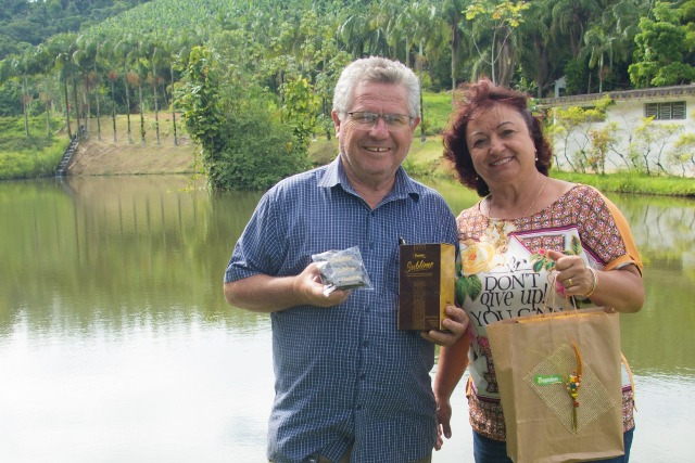 CLUBE DE ASSINATURA COM PRODUTOS DO VALE DO RIBEIRA