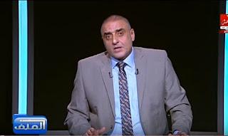 برنامج الملف حلقة يوم الإثنين 8-1-2018 عزمى مجاهد