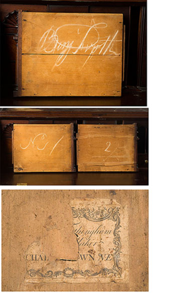 Ancestory Archives Early American Furniture Makers Marks