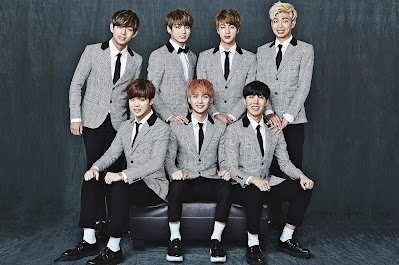 Grup kpop paling populer di dunia