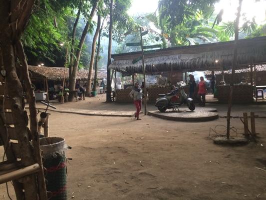 Pasar Kebon Empring Piyungan Yogyakarta