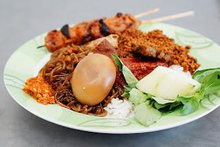 Nasi Campur Tambak Bayan, Kuliner Surabaya