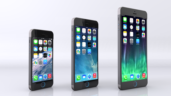 iphone 6 versions two iphone 6 concepts the based on rumors quot three 11442