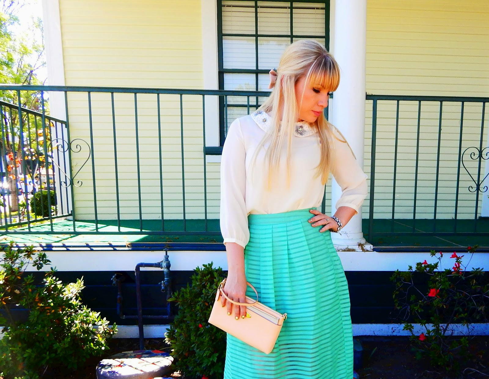 Retro Mint & Friday Favorites Link-up
