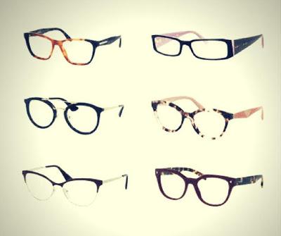 Óculos de Grau Feminino Prada