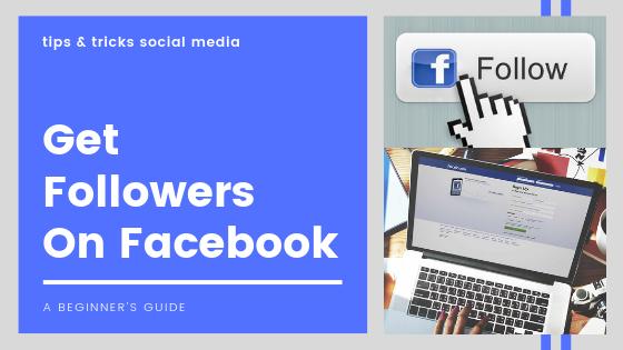 Get Followers On Facebook<br/>