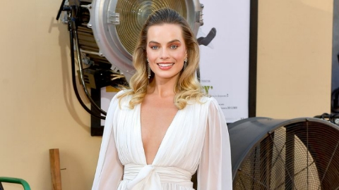 Margot Robbie to act with a female face in the film Pirates of the Caribbean