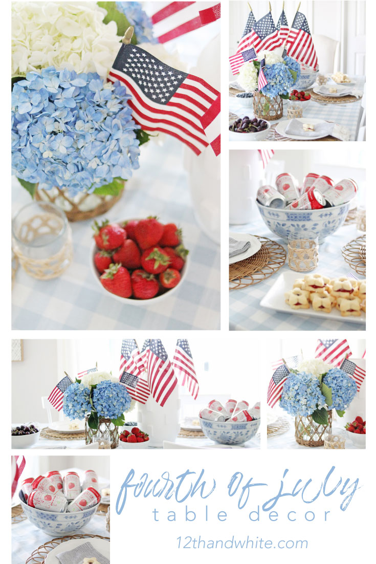 Fourth of July Table Ideas