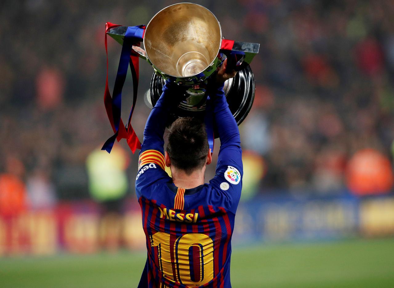 Kegembiraan Lionel Messi Menjadi Inspirasi Paling Besar Barcelona