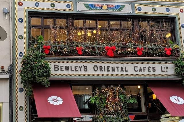 Dublin History: Bewley's Oriental Cafes