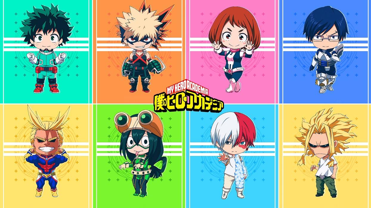 Boku no Hero Academia (S3) [Opening/Ending] - Anime OST