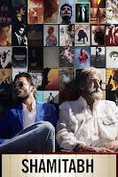 Shamitabh (2015) Full Movie Hindi 720p HDRip ESubs Download