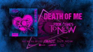 Death of Me Lyrics - From Ashes to New