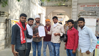 जौनपुर में ही करायी जाय डीएलएड (बीटीसी) प्रशिक्षण 2018 चतुर्थ सेमेस्टर की परीक्षा   #NayaSaberaNetwork