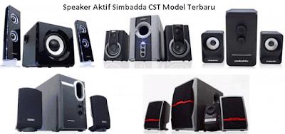 Harga Speaker Aktif Simbadda