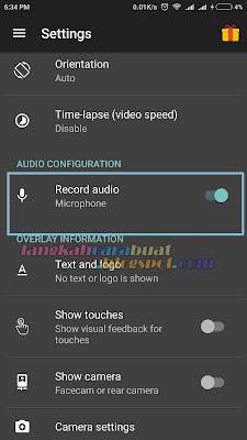 Aplikasi Perekam  Cara Merekam Layar Android Jelly Bean KitKat Tanpa Root 6