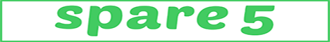 REGISTRO SPARE 5