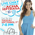 CitaCinta Live Chat with Acha Septriasa