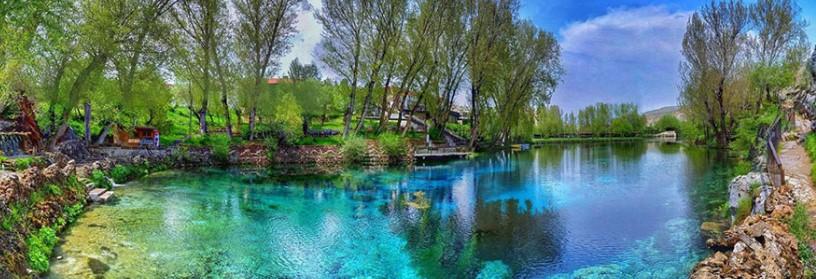 iç anadoluda gezilecek yerler gökpınar gölü