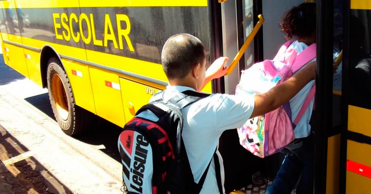 Prefeitura de Araraquara abre cadastro para o Transporte Escolar