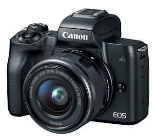 Canon EOS M50: Links to Professional / Consumer Reviews