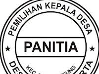 Download Contoh Stempel Panitia Pilkades 2019 Format CDR