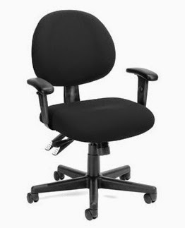 Reinventing The Office Chair