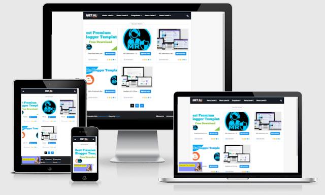 lingle blogger theme free download