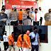 Polres Nias Selatan Ciduk 3 Oknum LSM Mengaku Tim Auditor Dari Anggota BPK Dan KPK Ternyata Gadungan