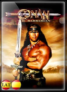 Conan: El Bárbaro (1982) DVDRIP LATINO/ESPAÑOL