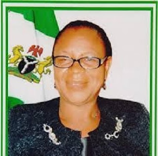 Mrs. Olufunke Omotuyi, the acting Registrar, Medical Laboratory Science Council of Nigeria (MLSCN)