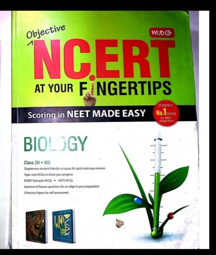 Download MTG NCERT at Your Fingertips For PCB NEET