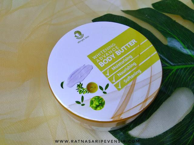 eBright Skin Whitening Advance Body Butter