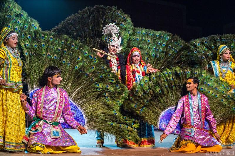 Mayur Folk Dance Uttar Pradesh