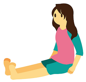 只要扭轉身體就能瘦!2瑜珈讓肚子不堆油、消水腫