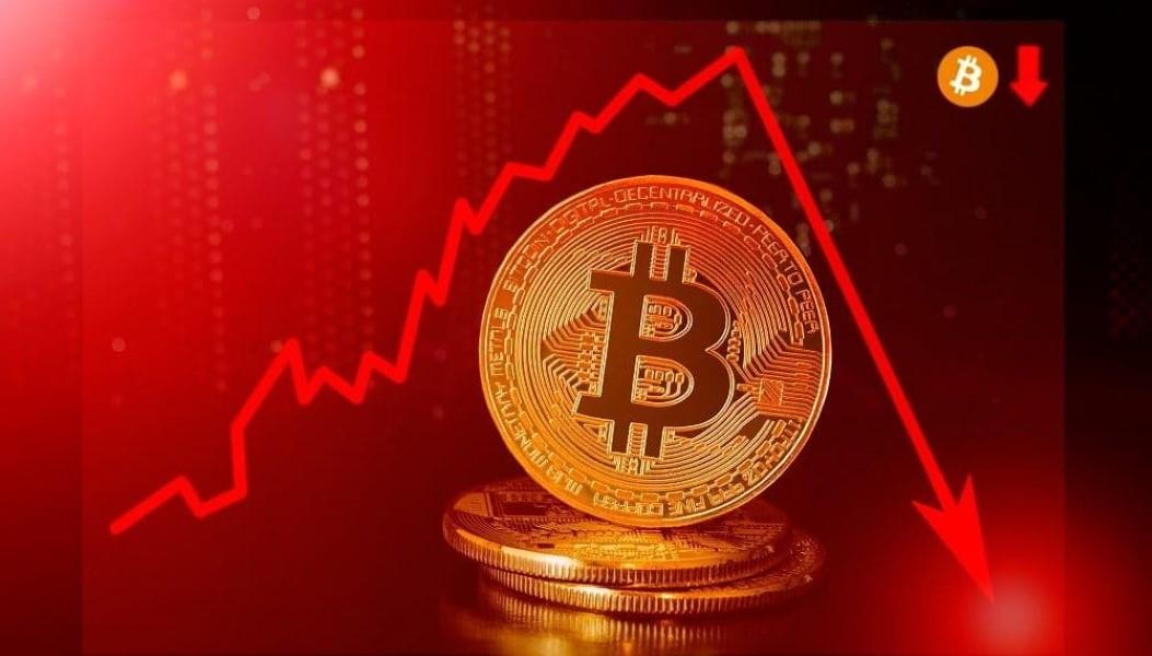 Precio de Bitcoin cayó un 50% en un mes