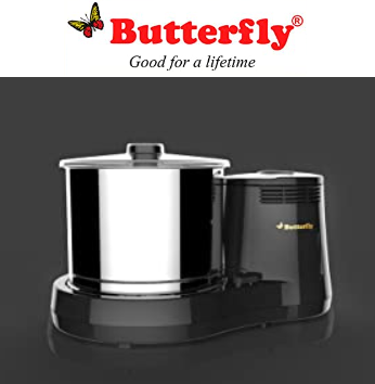 Butterfly Rhino Plus Wet Grinder for Making Your Kitchen Chores Easier