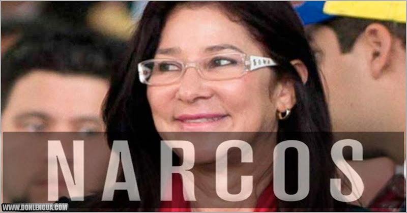 Estados Unidos acusan a Cilia Flores por tráfico de drogas