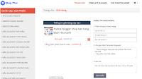Hướng dẫn cài đặt form đặt hàng cho blogspot