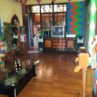 Villa puncak cipanas green apple type kayu 2 kamar tidur