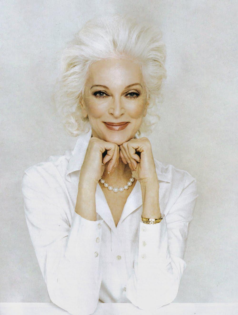 Piper Perabo Gallery Carmen Dell Orefice Top Model A Los