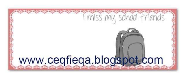 Kenangan Paling Indah di Sekolah