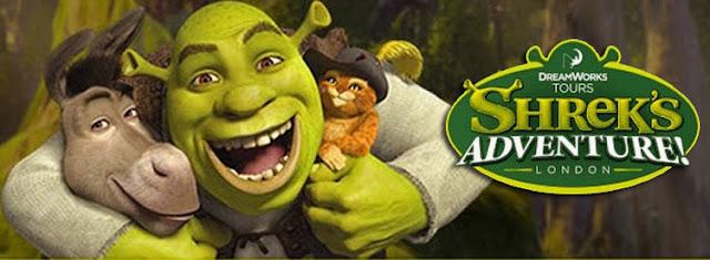 London: DreamWorks Shrek's Adventure