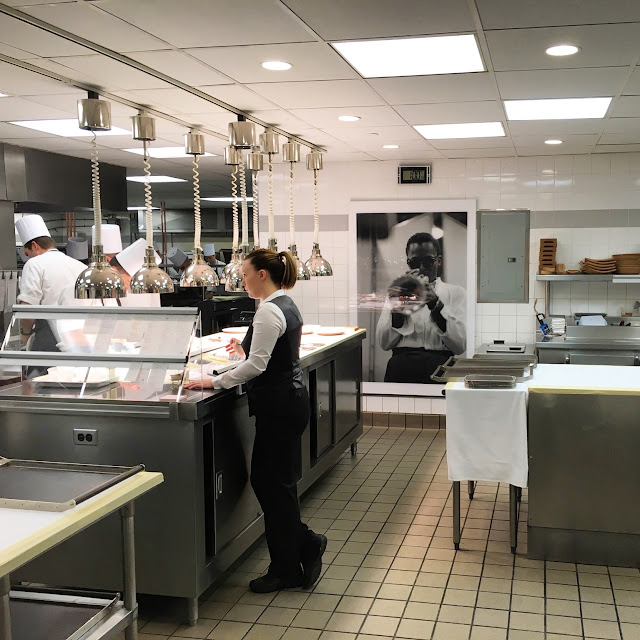 Eleven Madison Park Kitchen - The Pass