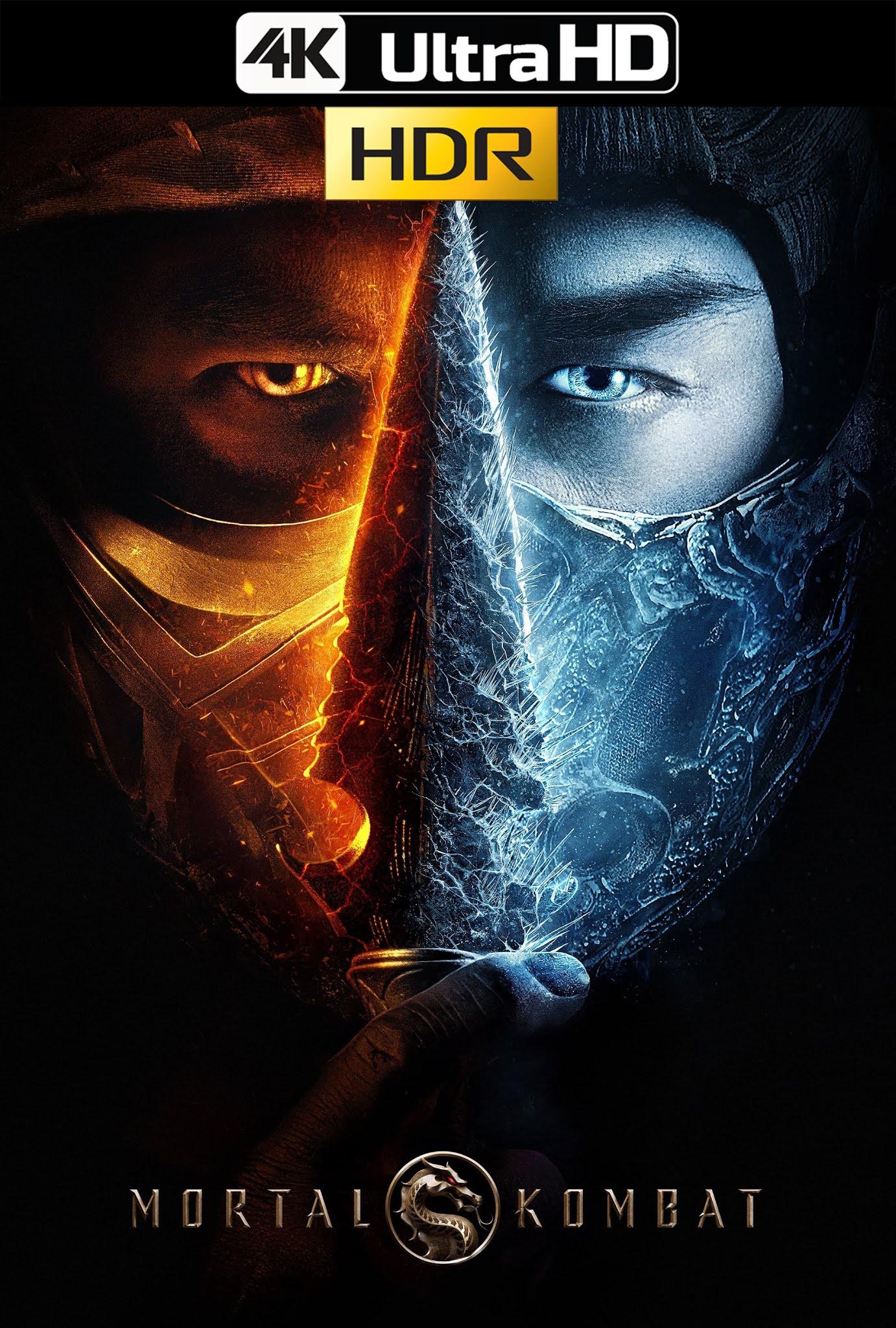 Mortal Kombat (2021) HMAX 4K WEB-DL 2160p Latino